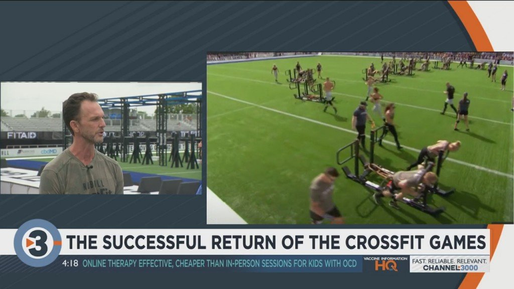 The Successful Return Of The Crossfit Games