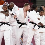 Olympic Latest: Japan To Face France In Mixed Judo Showdown