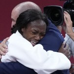 Olympics Latest: France's Agbegnenou Wins Gold In Judo