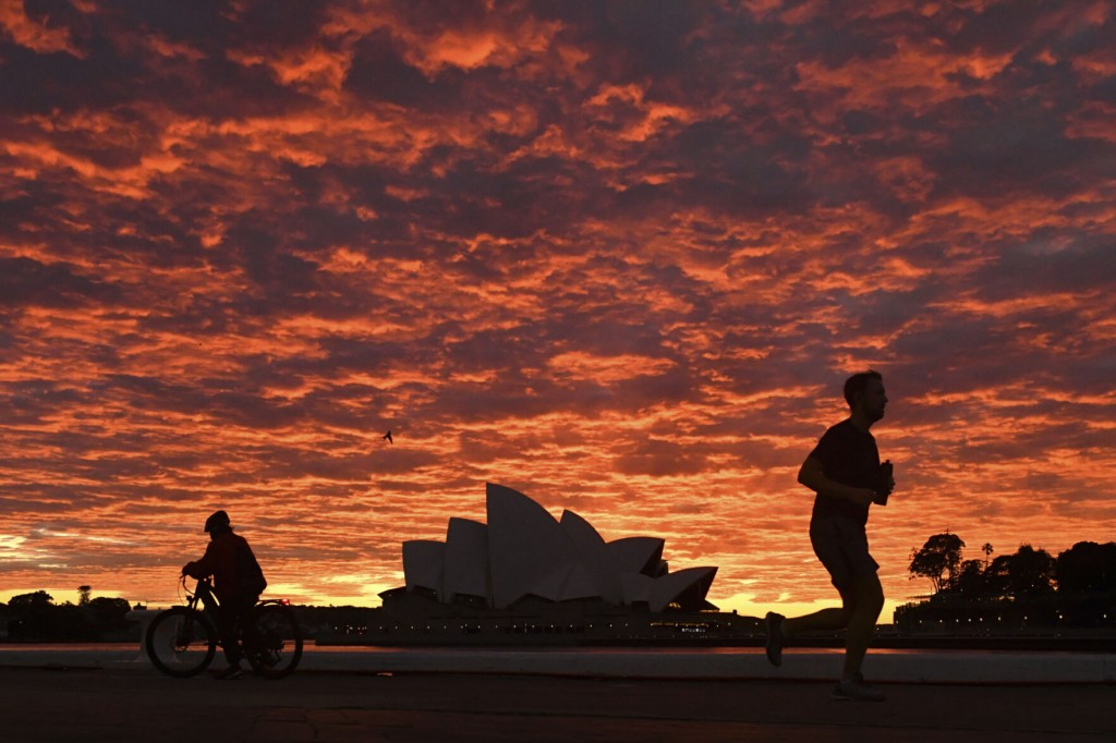Asia Today: Sydney Lockdown Extended, Record Cases In Skorea