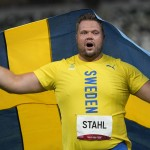 Olympic Latest: Stahl Earns Swedes' First Discus Gold