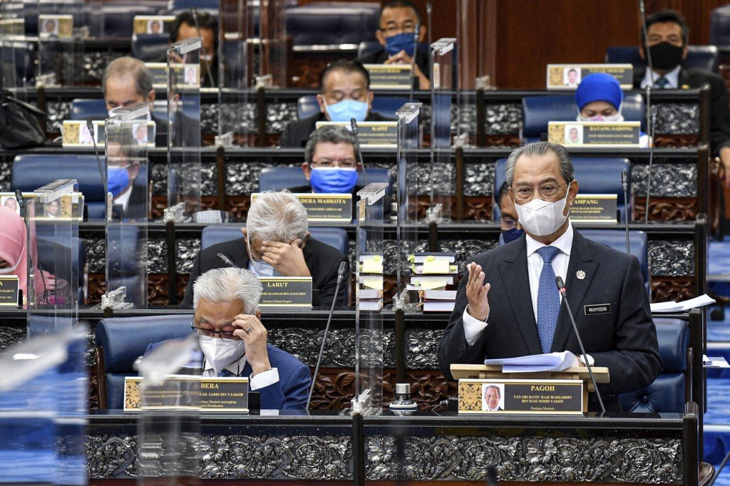 Malaysia's Parliament Opens After 7 Months, Emergency To End