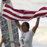 Olympics Latest: Us Surfer Carissa Moore Wins Surfing Gold