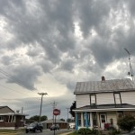 Storms Coming In To Hazel Green Courtesy Of Julia Harris