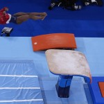Olympic Latest: Biles Out Of Team Final With Apparent Injury