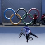 Olympics Latest: Hannah Roberts Top Seed In Bmx Freestyle