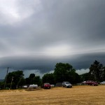 Large Storm Clouds Over Sextonville Courtesy Of Jolean Louis