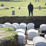 19 Bodies Reburied Amid Protests In Search For Tulsa Victims
