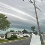 Kevin Berniers Photo Of Storm Clouds In Janesville