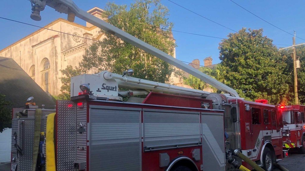 Fire at Jay-Z Beyonce home