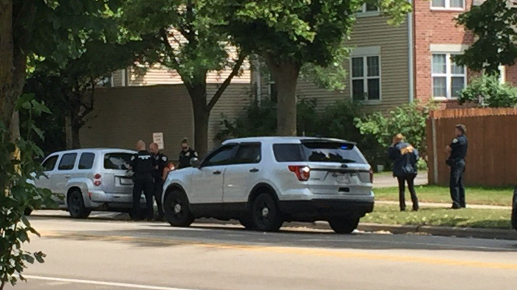 Police respond to shots fired near McKenna Blvd and Totteham