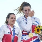 Olympics Latest: Britain Wins Gold In Two Person Dinghy