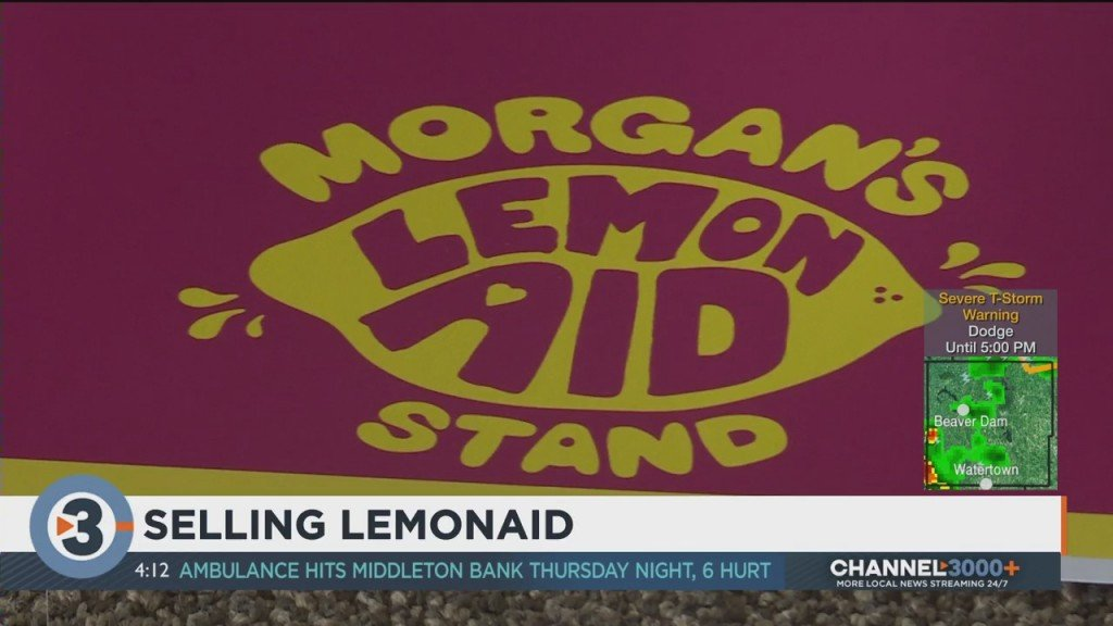 Young Entrepreneur Makes A Difference One Cup At A Time