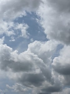 Cristy Moening Clouds 1