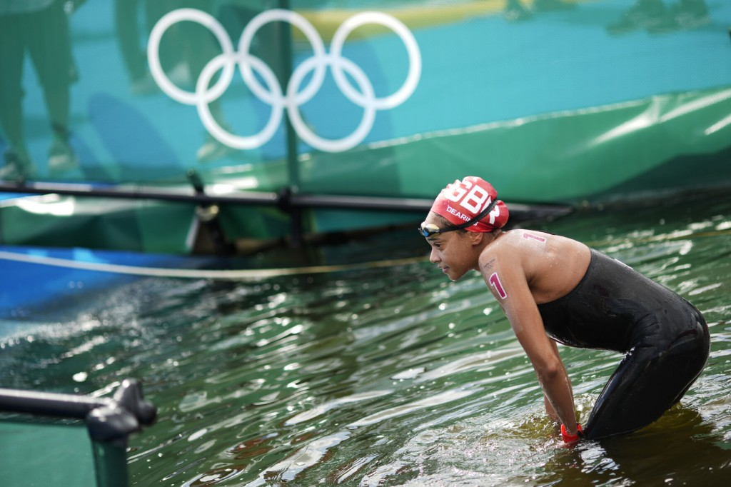Dearing, Who Brought Swimming Diversity Debate, Loses Race