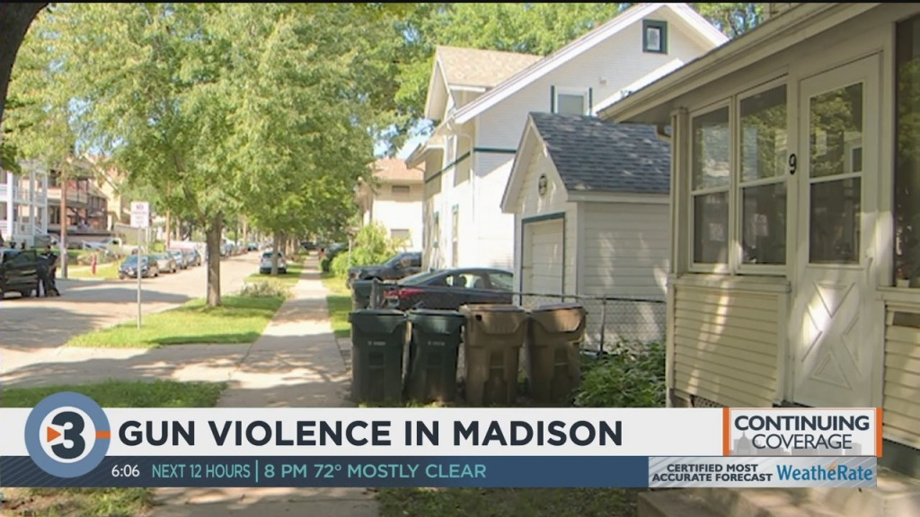 Teen's Death Marks 5th Homicide In Madison This Year As Leaders Remain Concerned About Gun Violence