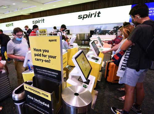 Spirit Airlines Enters Third Consecutive Day With Significant Disruptions