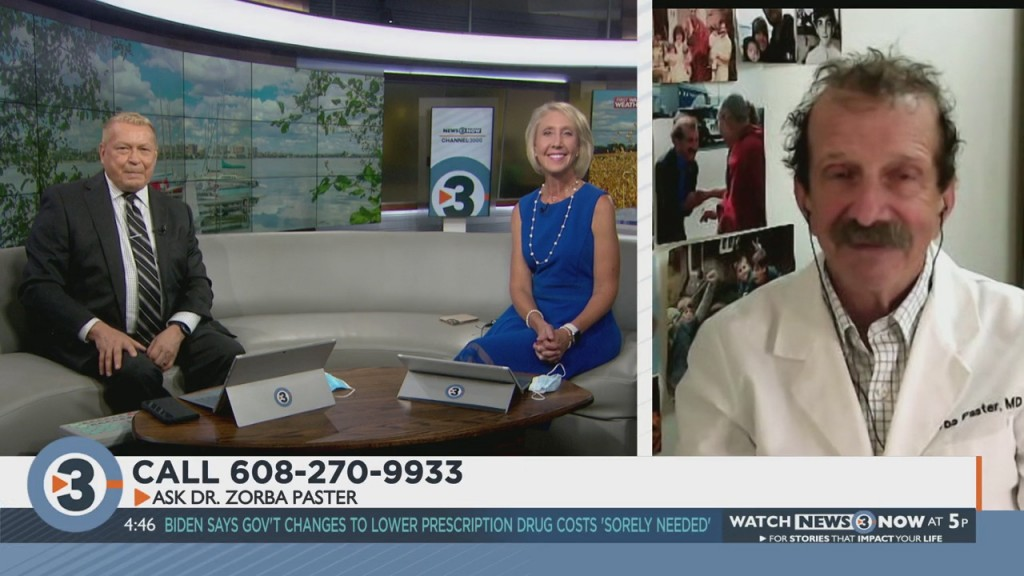 Dr. Zorba Answers Your Coronavirus Questions