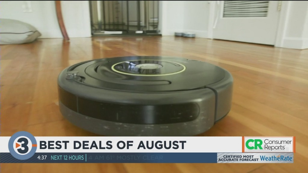 Consumer Reports: Best Deals Of August