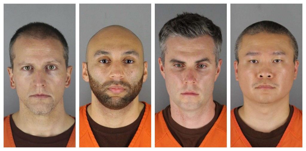 Ex Cops Charged In Floyd Death Want Separation From Chauvin