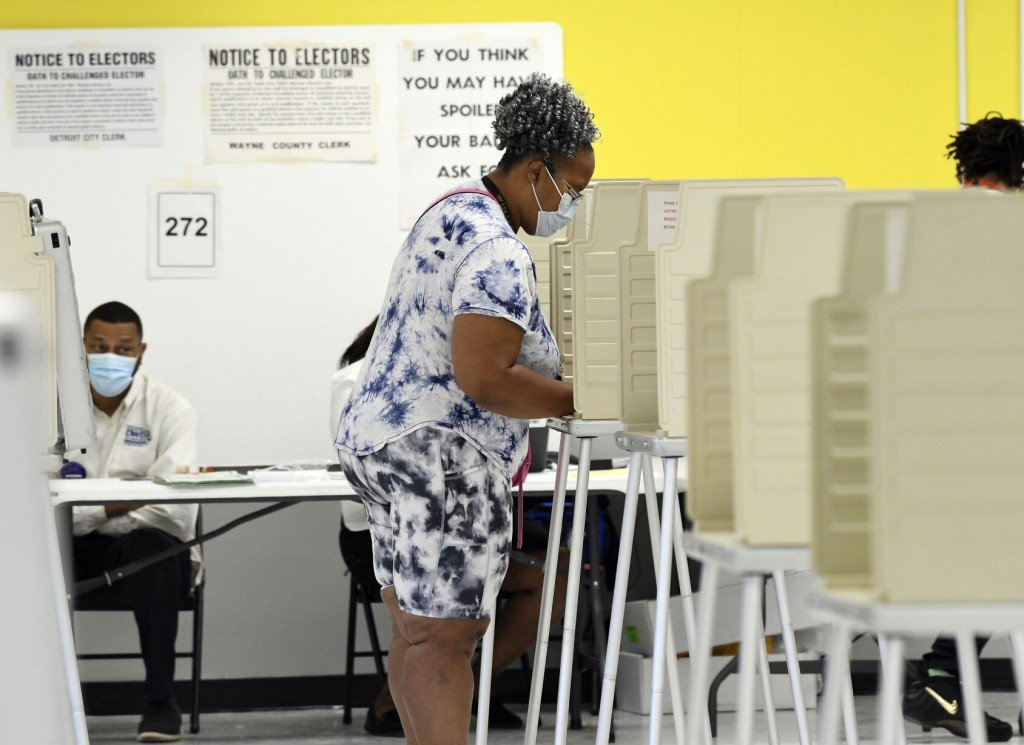 Detroit Voters Reject Proposal P And Changes To City Charter
