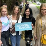 Russia Hands Navalny Ally Parole Like Sentence Over Protests