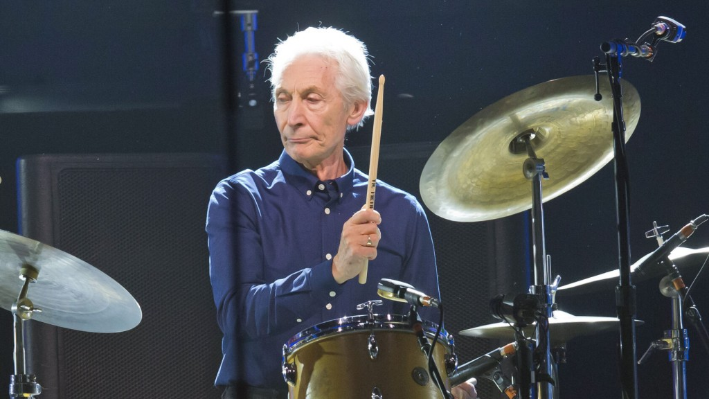 Drummer Charlie Watts Likely To Miss Rolling Stones' Tour