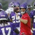 Vikings In Qb Shortage, With Cousins Out For Covid Protocols