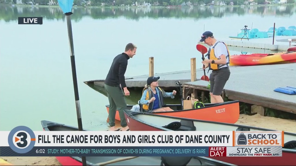 'boatloads Of School Supplies Is Our Goal': News 3 Now Partners With Boys And Girls Club Of Dane County For Back To School Drive