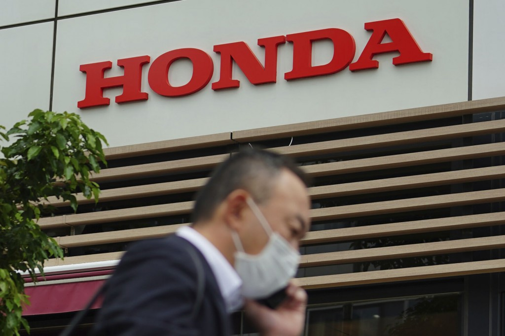 Honda Reverts To Profit On Recovery From Pandemic Damage