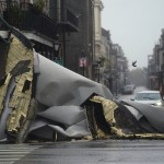 1st Death From Hurricane Ida; Power Out Across New Orleans