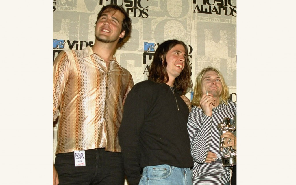 Nirvana Sued By Man Who Was Nude Baby On 'nevermind' Cover