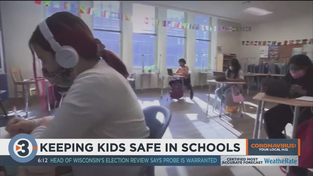 Health Experts Stress Importance Of Keeping Kids Safe In Schools