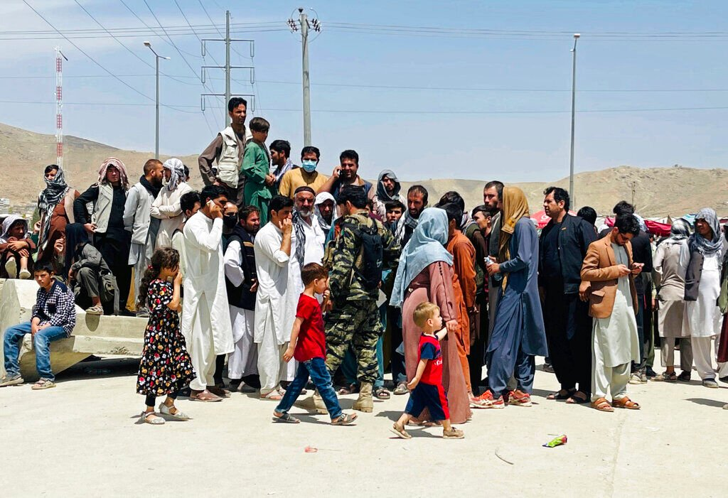 Afghanistan Updates: Us In Touch With Taliban On Kabul Evacuations; Taliban Claims It Seeks No Revenge