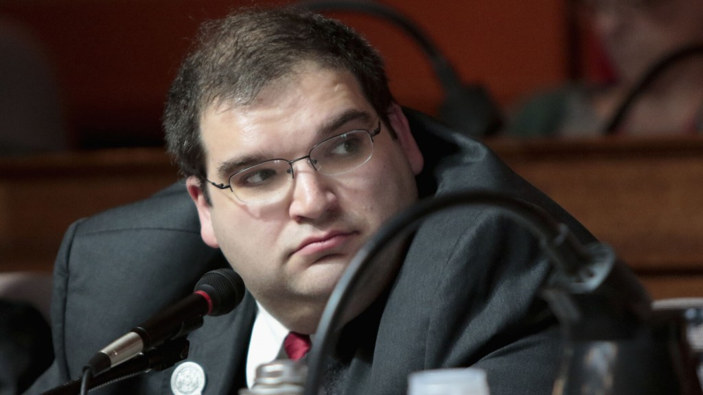 State Sen. Andre Jacque is in the hospital after testing positive for COVID-19