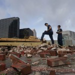 Ida Topples New Orleans Jazz Landmark Where Armstrong Worked