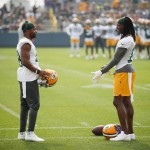 Packers' Surplus Of Receivers Creates Plenty Of Competition