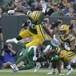 Packers' Rodgers Focuses On Offensive Line As Season Arrives