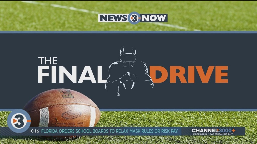 The Final Drive August 20, 2021