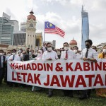 Malaysia Leader In Limbo As Key Party, Minister Pull Support