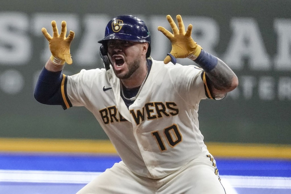 Brewers Rally For 4 In 7th, Beat Reds 7 4 To Increase Lead