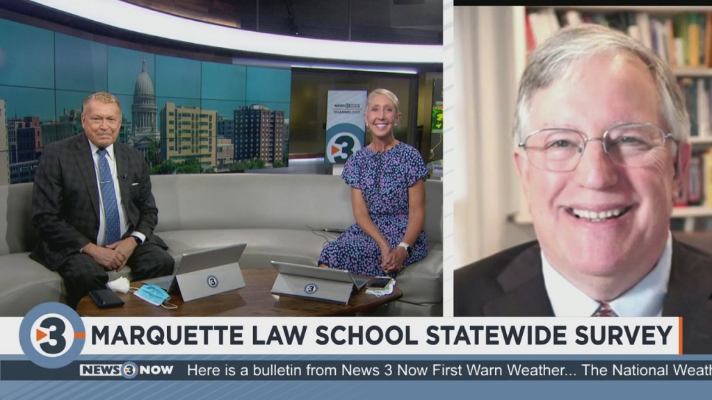 Marquette Law School Statewide Survey