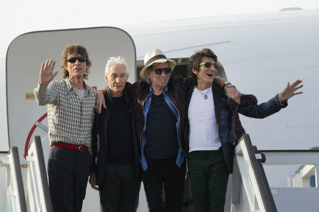 Rolling Stones Bandmates Salute Late Drummer Charlie Watts. See Their Tributes.