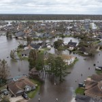 New Orleans Levees Pass Ida's Test While Some Suburbs Flood
