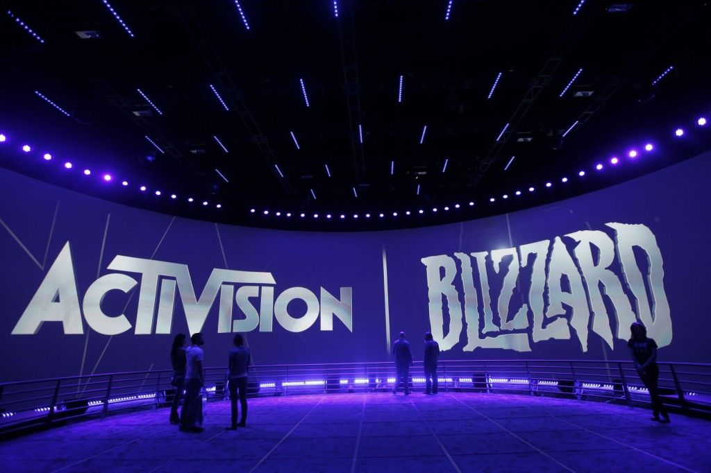 Head Of Video Game Maker Blizzard Out After #metoo Revolt