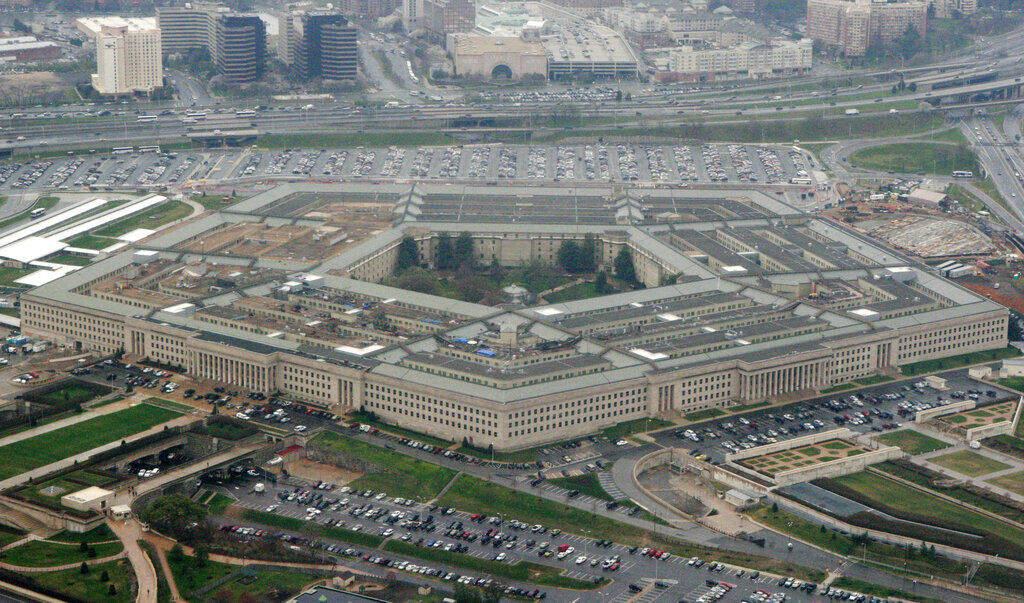 Pentagon On Lockdown After Gunshots Fired Near Metro; One Person Down