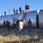 Multiple Injuries After Amtrak Train Derails In Montana