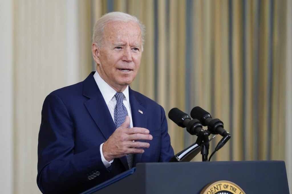 Biden Moves To Declassify Documents About Sept. 11 Attacks