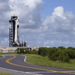 Spacex Aiming For Night Launch Of 4 On 1st Private Flight
