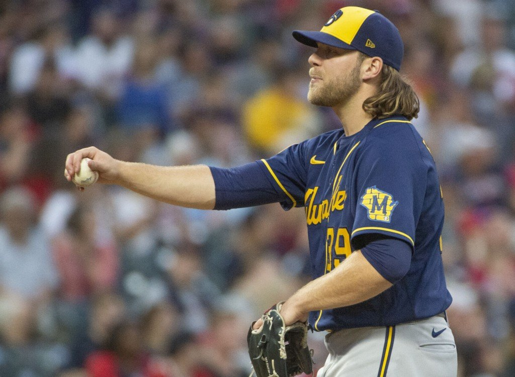 Brewers' Burnes, Hader Combine For Mlb Record 9th No Hitter